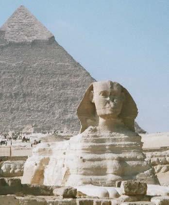 Uno de los tours por Egipto favoritos, visita la Gran Esfinge