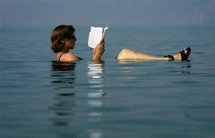 El mar muerto un destino turístico único para tus vacaciones.