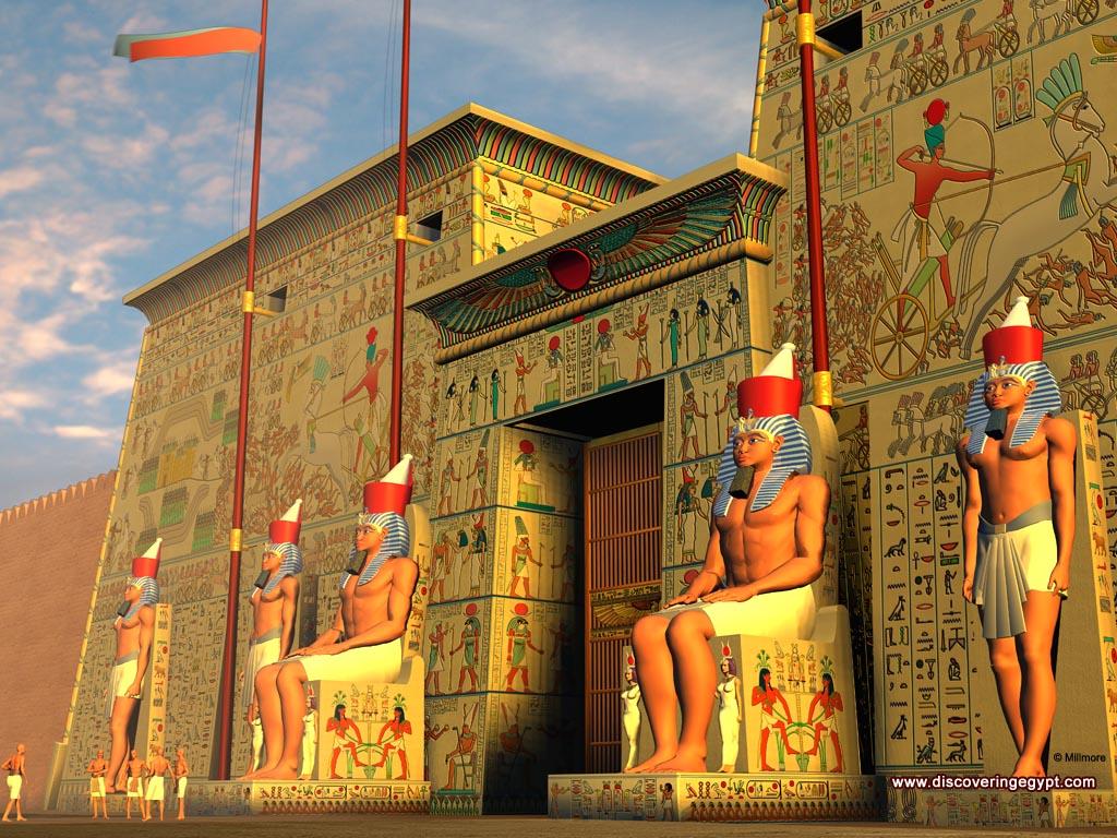 Ofertas viajes Egipto semana santa 2010: el templo de Luxor esta dentro del programa.